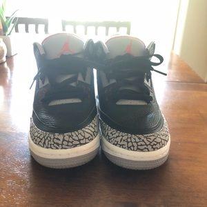 Retro Cement Jordan 3s